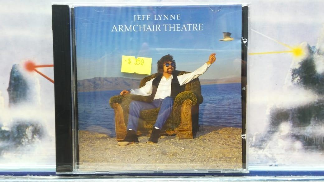 67ba299291b Jeff Lynne Armchair Theatre Cd La Cueva Musical - $ 350,00 en ...