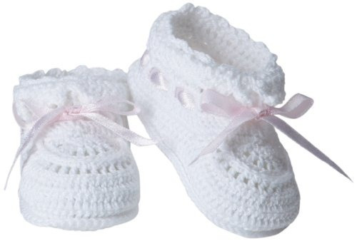 jefferies socks baby girls crochet a mano
