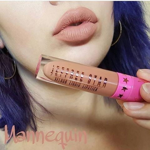 jeffree star velour liquid lipstick - veganos y cruelty free