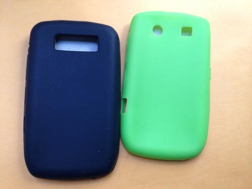 jelly case goma silicon black berry bb 9320 9380 8900 9300