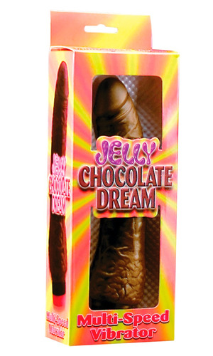 jelly chocolate dream #3 vibrador clásico