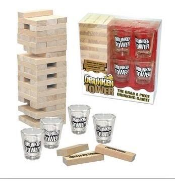 jenga drunken tower a domicilio