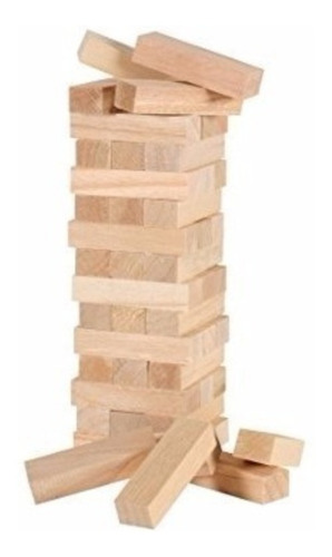 jenga juego de mesa torre yenga madera ladrillos