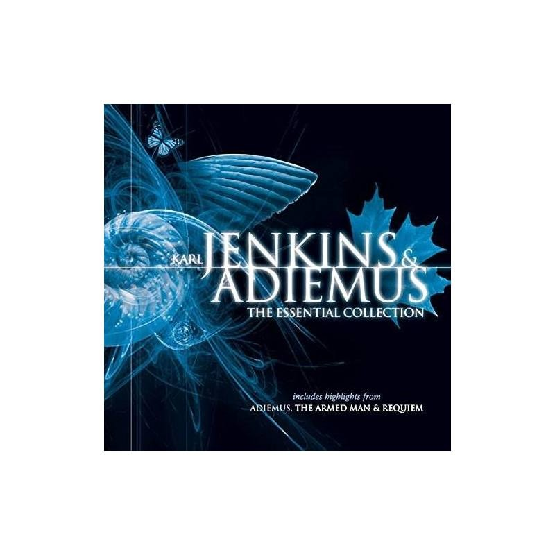 Jenkins Karl / Adiemus Essential Collection Usa Import Cd