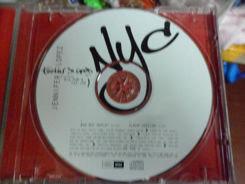 jennifer lopez cd feelin so good 2 versiones