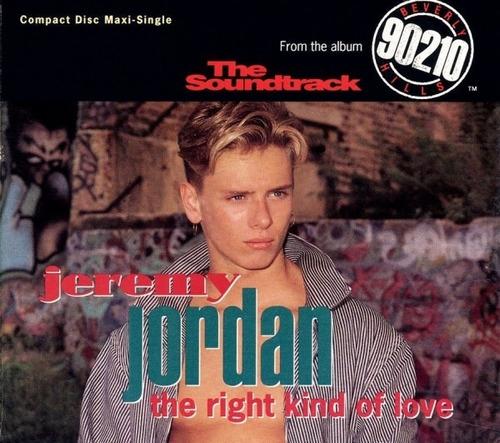 jeremy jordan- the right kind of love cdsingle importado