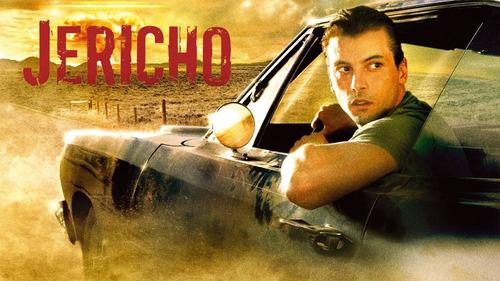 jericho serie completa - 2 temporadas años 2006/07