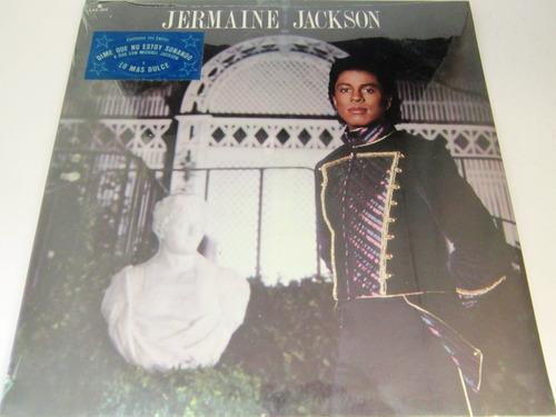 jermaine jackson - jermaine jackson nuevo cerrado  lp