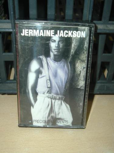 jermaine jackson precious moments cassette americano