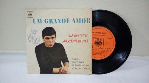 jerry adriani - compacto um grande amor