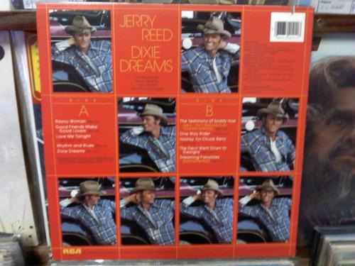 jerry reed disco de vinilo lp