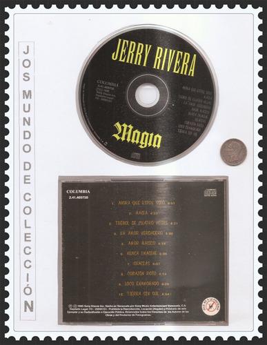 jerry rivera -  cd original - un tesoro músical