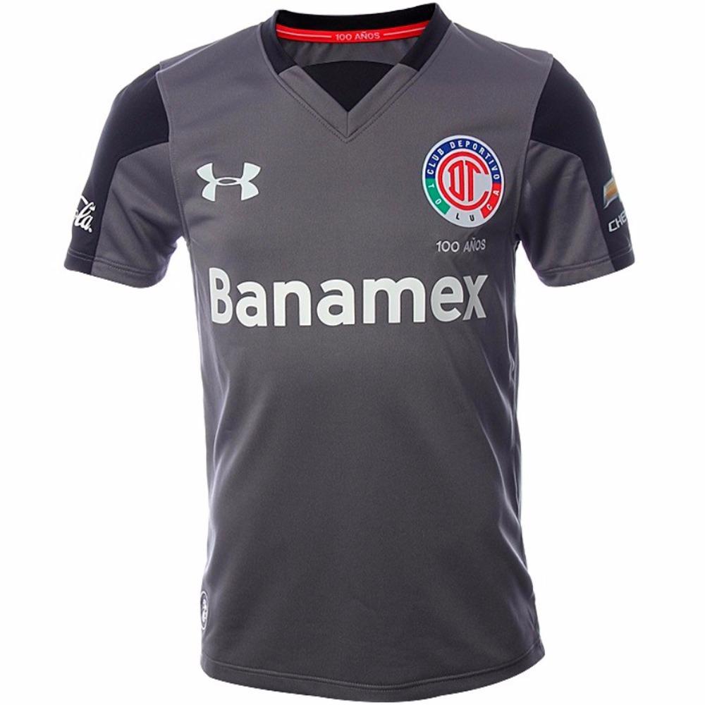 jersey 100 años club toluca 16 17 niño under armour ua1848. Cargando zoom. cb753c3da1d0c