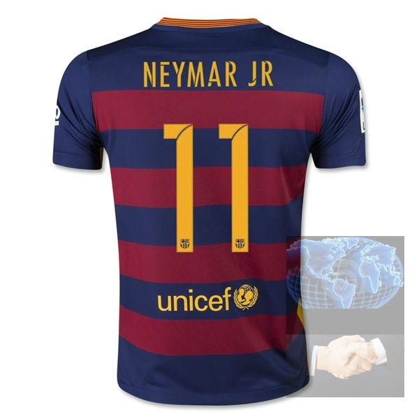 f99d4c4c5b26e Jersey  8 Iniesta Barcelona Roja Azul Nike 2016 Local Player ...