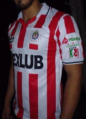 jersey abasport local chivas / envío gratis