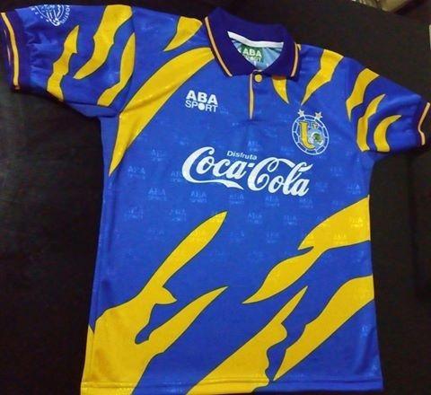 jersey abasport tigres edición especial 95-96 / envío gratis