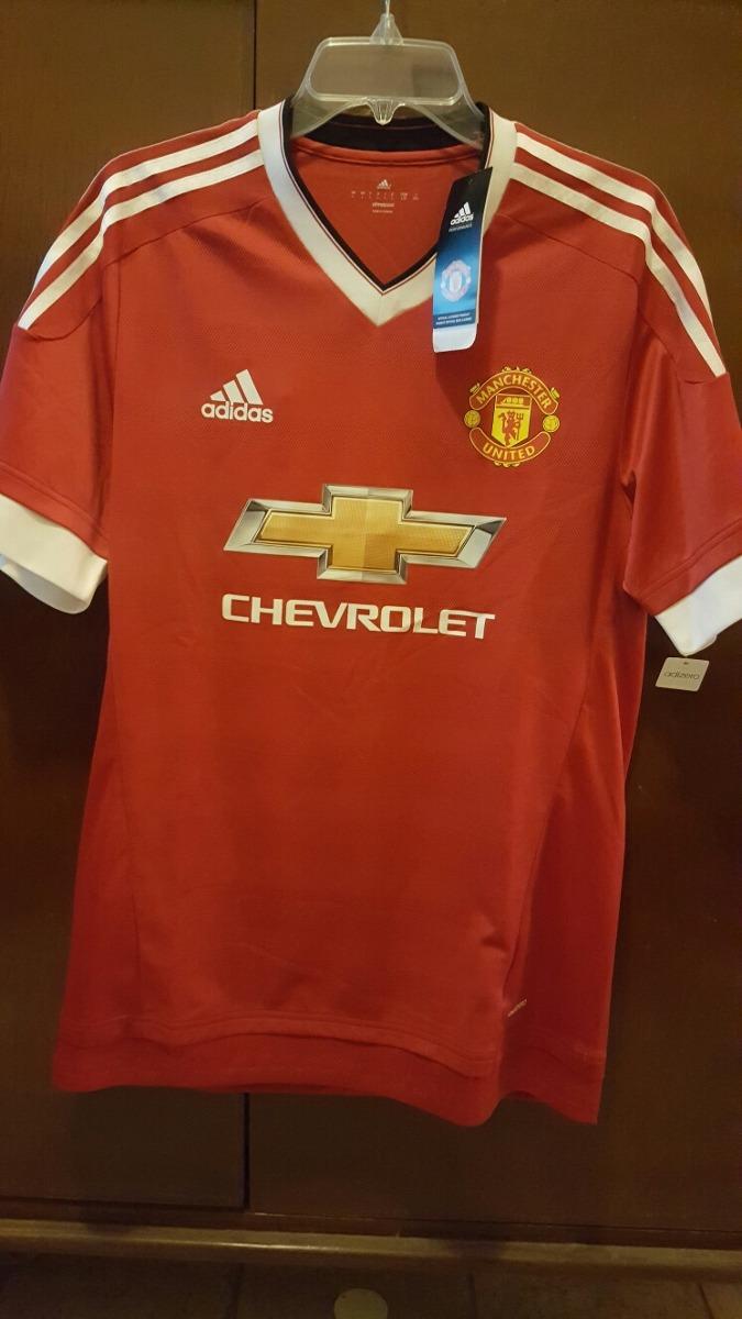 premium selection e26d9 9e457 Jersey adidas Adizero Manchester United Temp 15/16