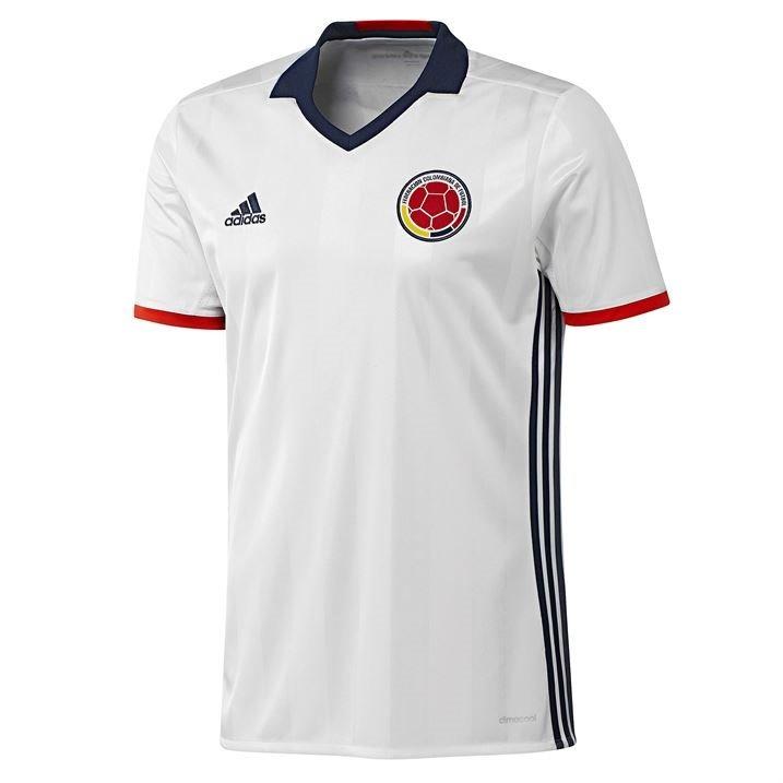 Jersey adidas Colombia Visita Blanco ¡original! Caballero -   449.00 ... c91c114117778