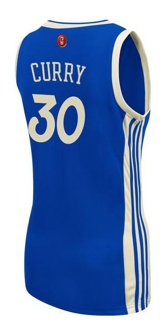 online retailer df931 ee8e5 Jersey adidas Curry Golden State Warriors Christmasday Women