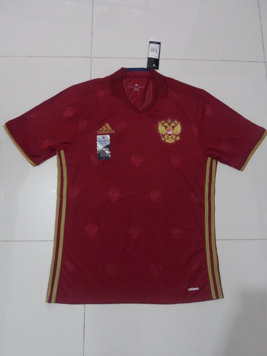 Jersey adidas De La Selección De Rusia Adizero 2016 -   400.00 en ... e981d2ac8412c