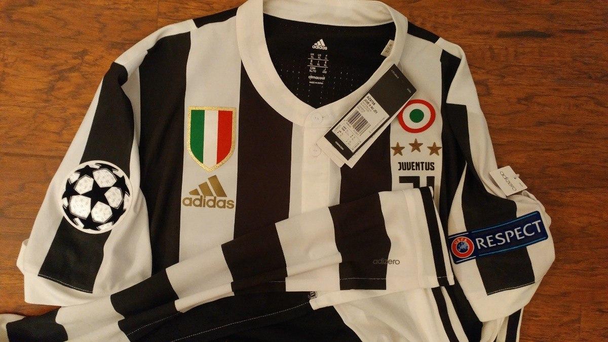 the latest 28163 f5f68 Jersey adidas Juventus Local Adizero 17-18 Original Jugador