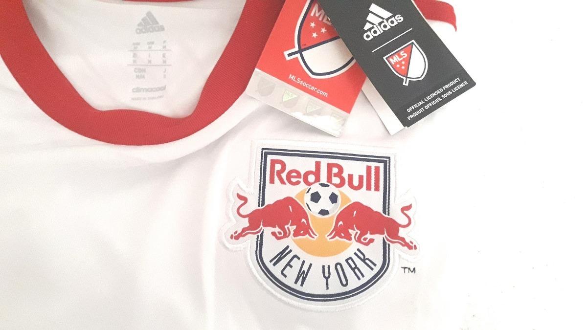 jersey adidas local new york red bulls playera futbol mls. Cargando zoom. 2478dc6c877f1
