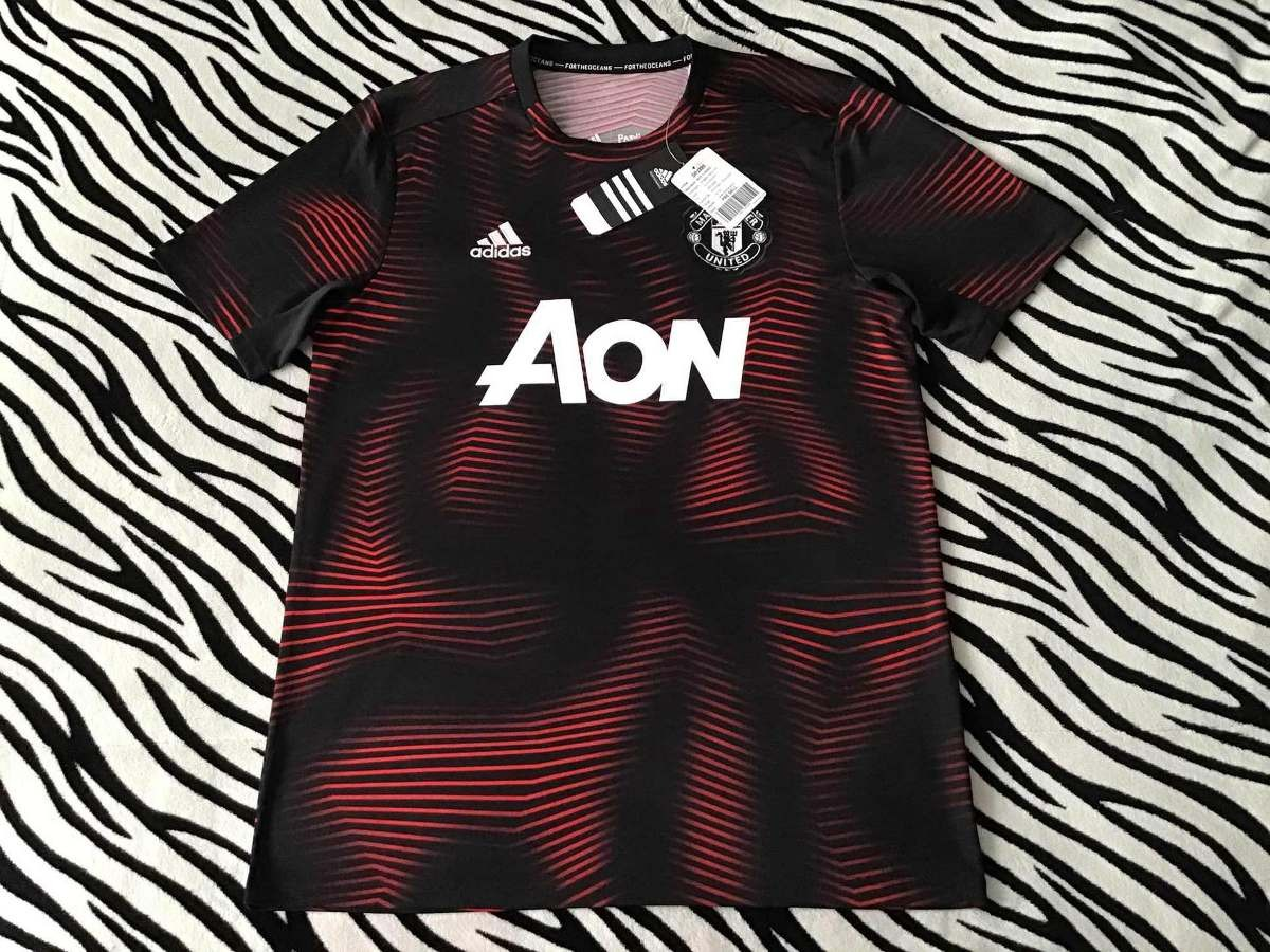 check out ac0d8 2daca Jersey adidas Manchester United Parley (talla M) 100%origina