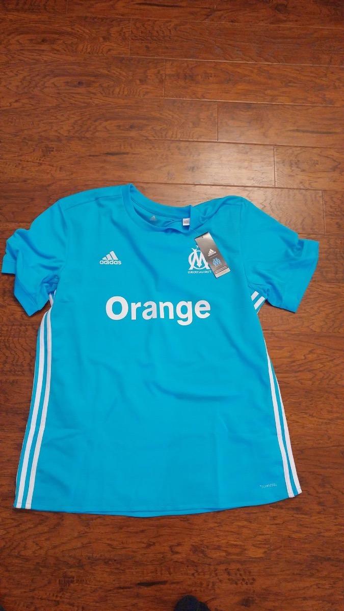 new style e80dd 1bafb Jersey adidas Olympique De Marseille Visita 2017-18 Original