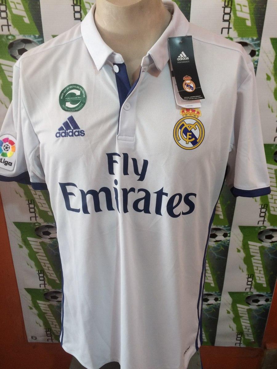 Jersey adidas Real Madrid 100% Original 2016-2017  no Clones ... 7061d3082771c