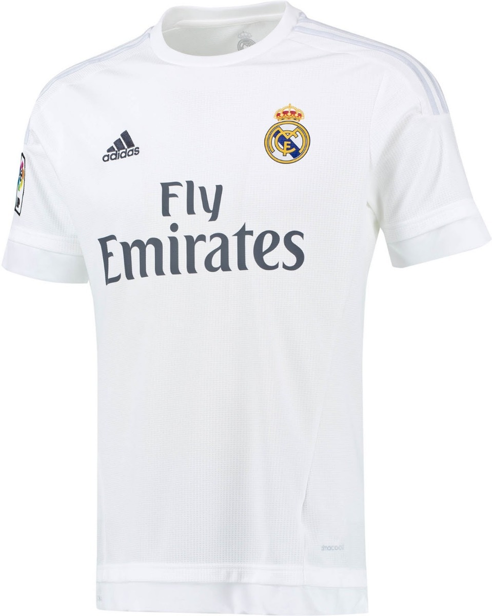 41a5102efb06c jersey adidas real madrid cab 15-16 camisa local original. Cargando zoom.