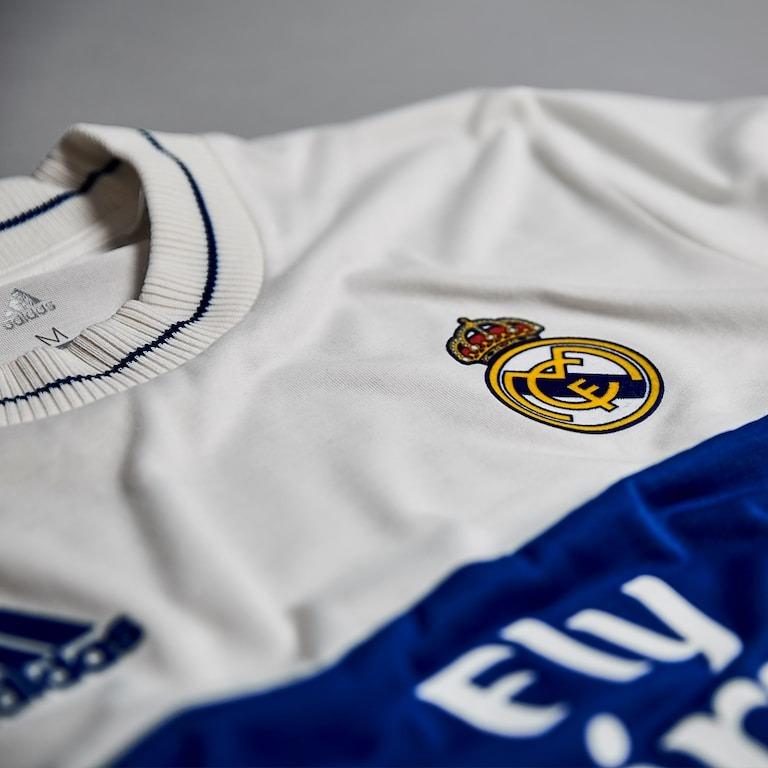 info for 44e57 6c5fe Jersey adidas Real Madrid Icon Original Envio Gratis
