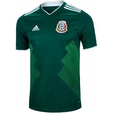 4bb9327df4cef Jersey adidas Seleccion De México Futbol 100%original 2018 ...