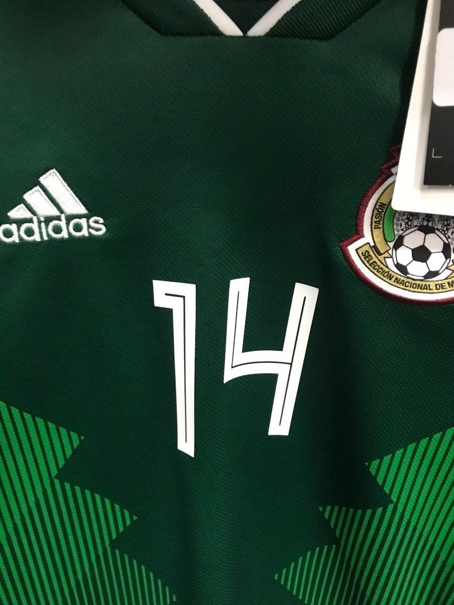 8cadb1848a4db jersey adidas seleccion de méxico futbol 100%original 2018. Cargando zoom.