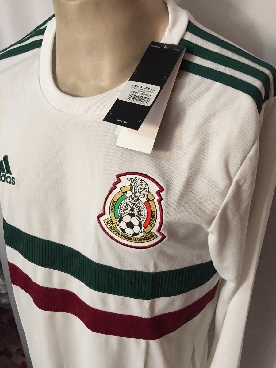 c3e98033c5614 jersey adidas seleccion de méxico futbol 100%original bq4706. Cargando zoom.