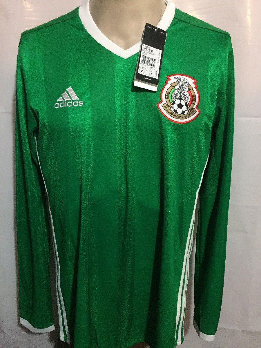 jersey adidas seleccion mexicana 2016 100%original ac2724. Cargando zoom. 2b70a34dd3400