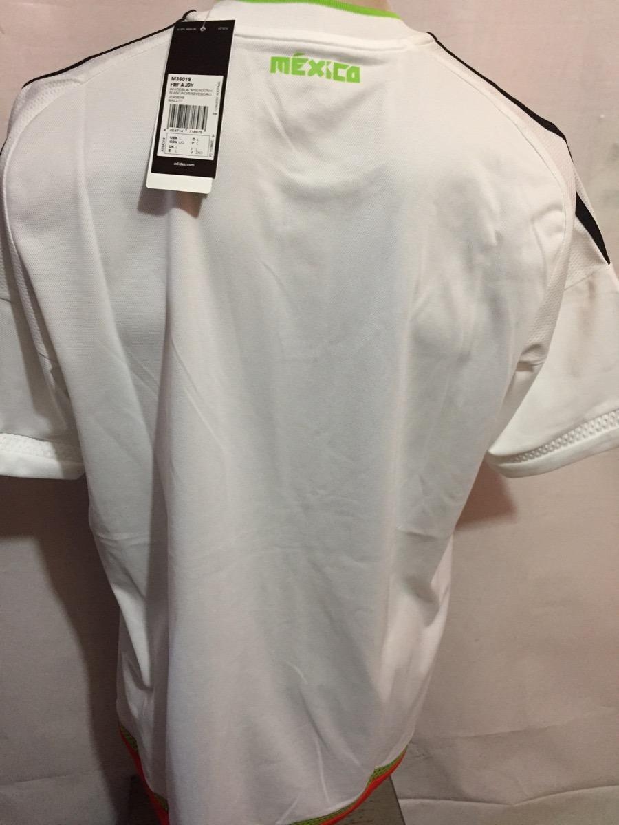 686b008e55bde jersey adidas seleccion mexicana 2016 100%original m36019. Cargando zoom.