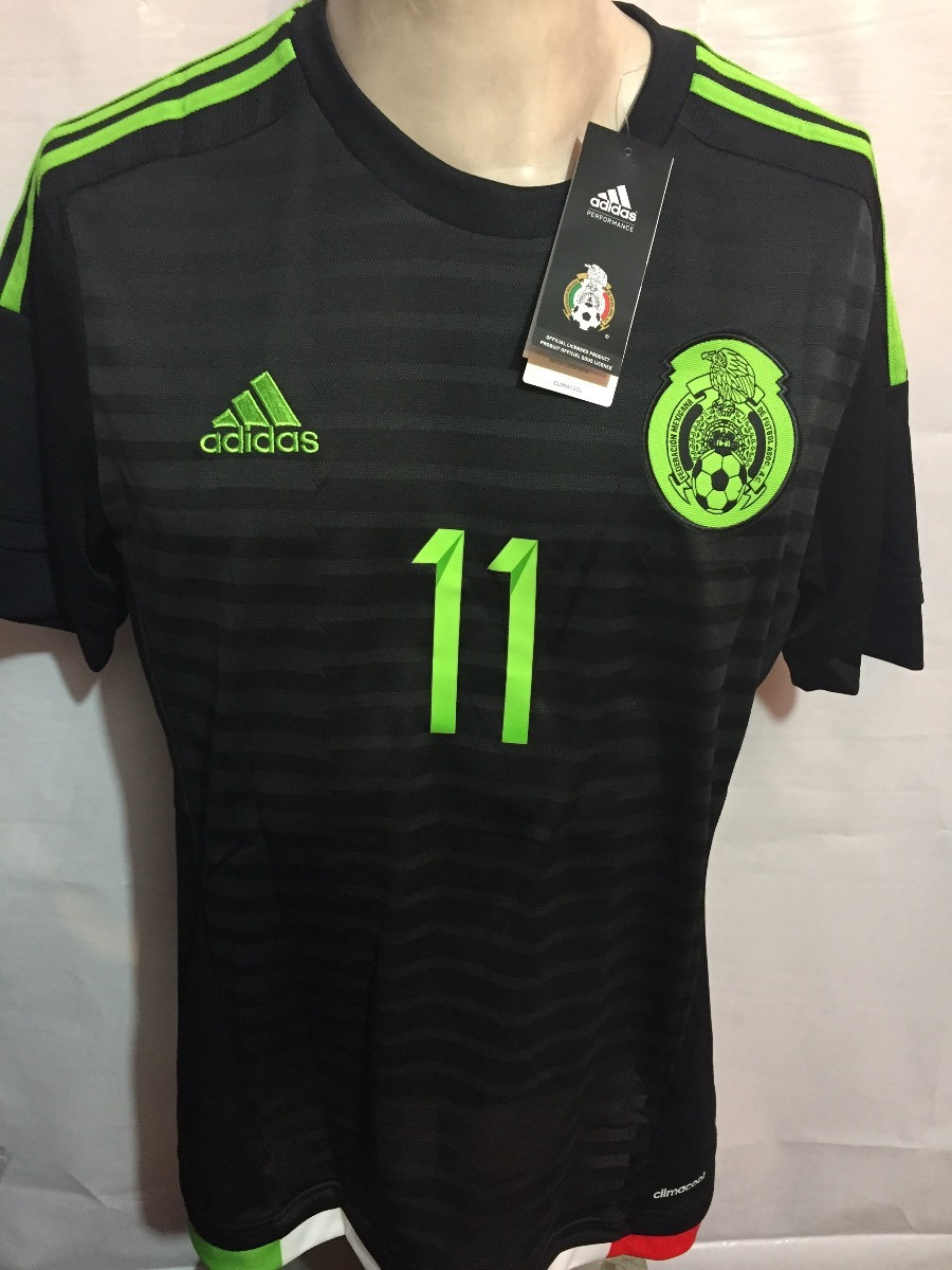Jersey adidas Seleccion Mexicana C. Vela 100%original Oferta ... 70c6257ce9b0c