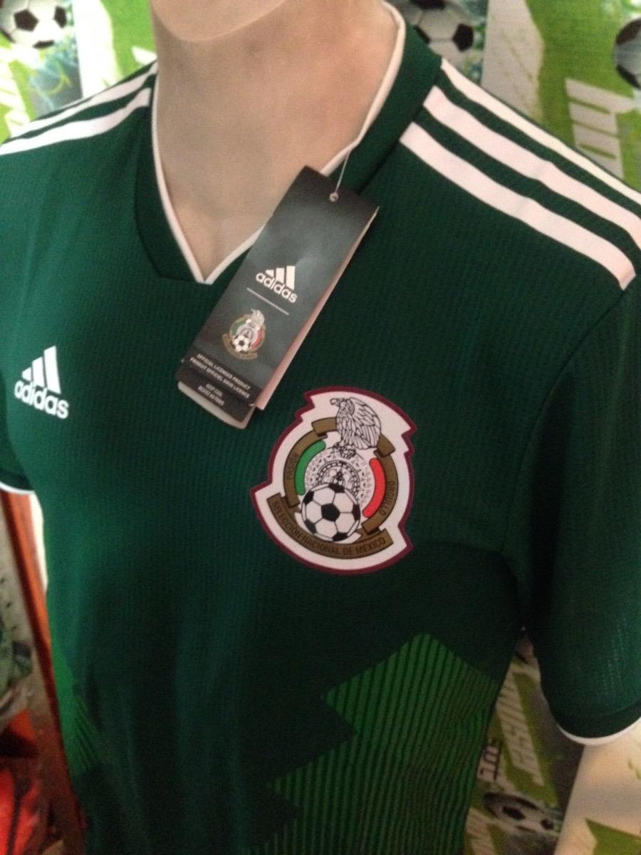 6a22dd8237d77 jersey adidas seleccion mexicana climachill profesional 2018. Cargando zoom.