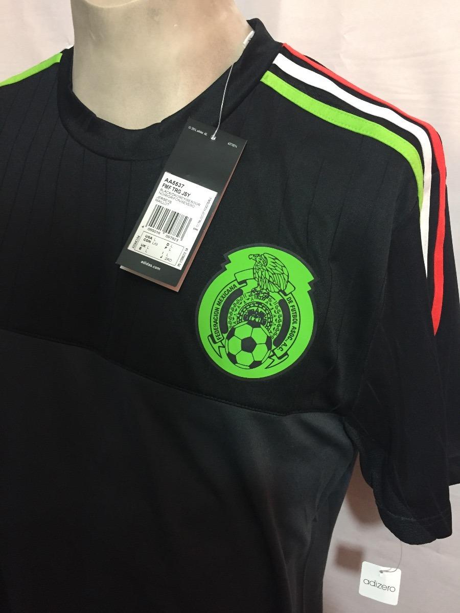 jersey adidas seleccion mexicana entreno adizero aa5537. Cargando zoom. 6b53b0dcacd7a