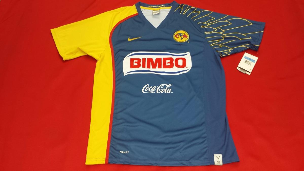 f6319126737 jersey américa 2007 2008 visitante nike nuevo original. Cargando zoom.