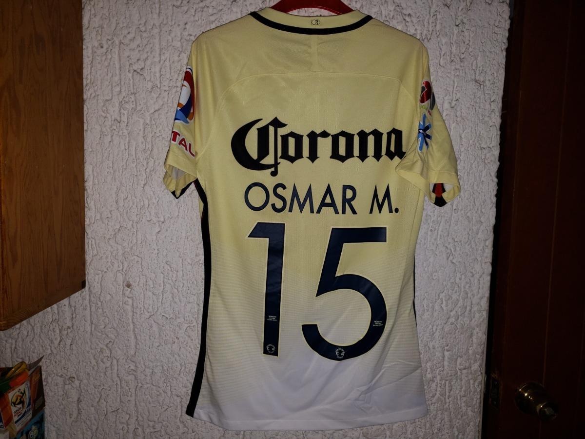 be6e9a2612 jersey américa centenario utilería osmar match liga mx nike. Cargando zoom.