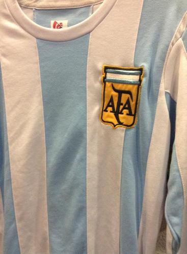 jersey argentina retro