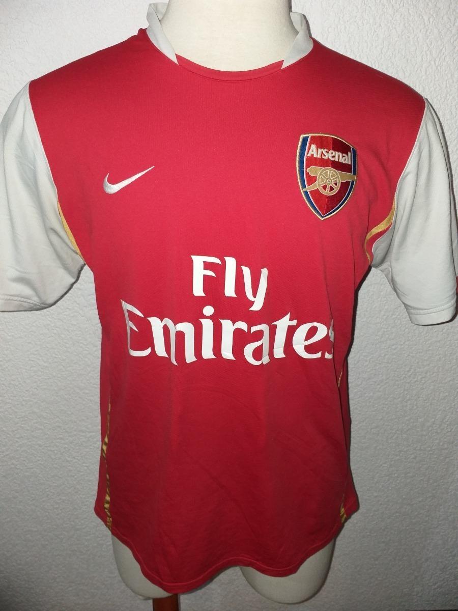 good 936cf 96451 Jersey Arsenal Nike Talla M #4 Fabregas - $ 450.00