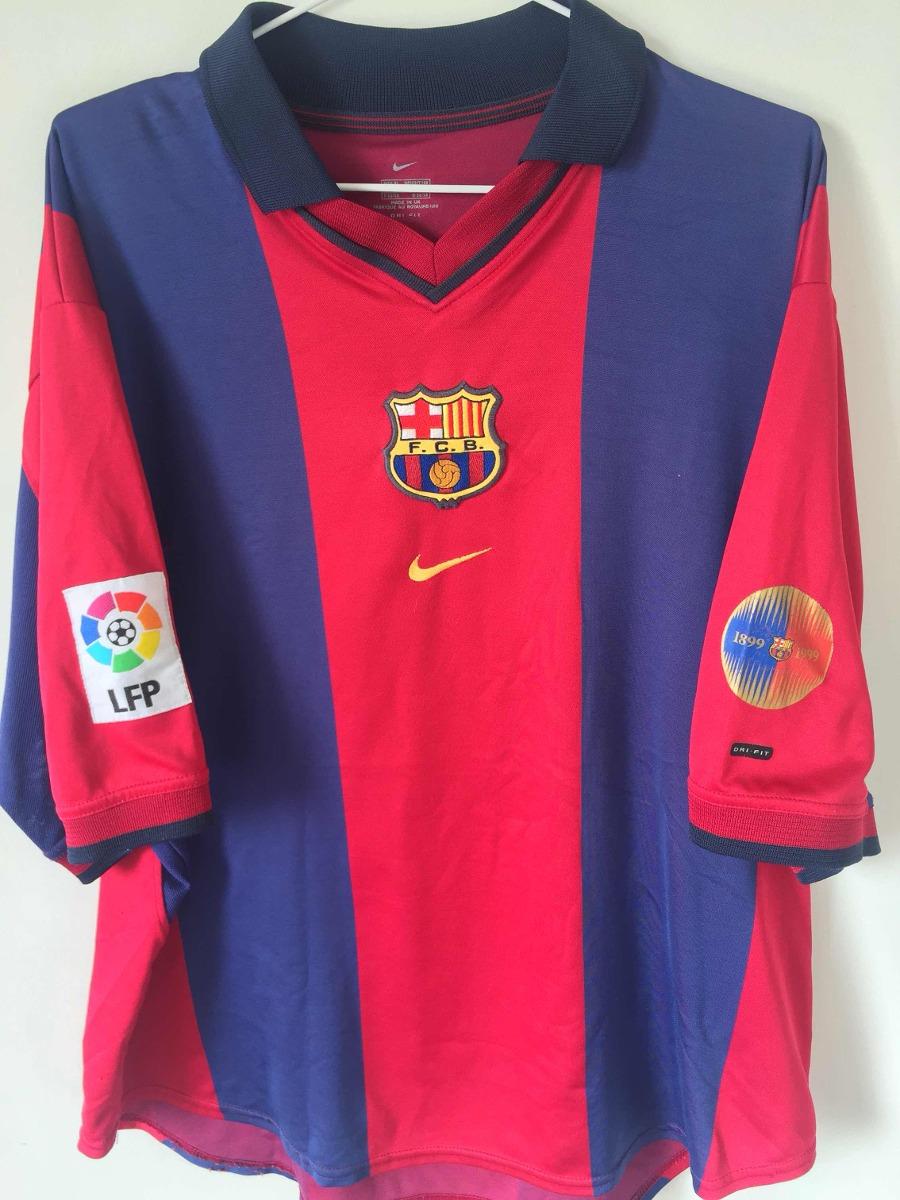 newest 14b62 1b7d5 Jersey Barcelona 2000
