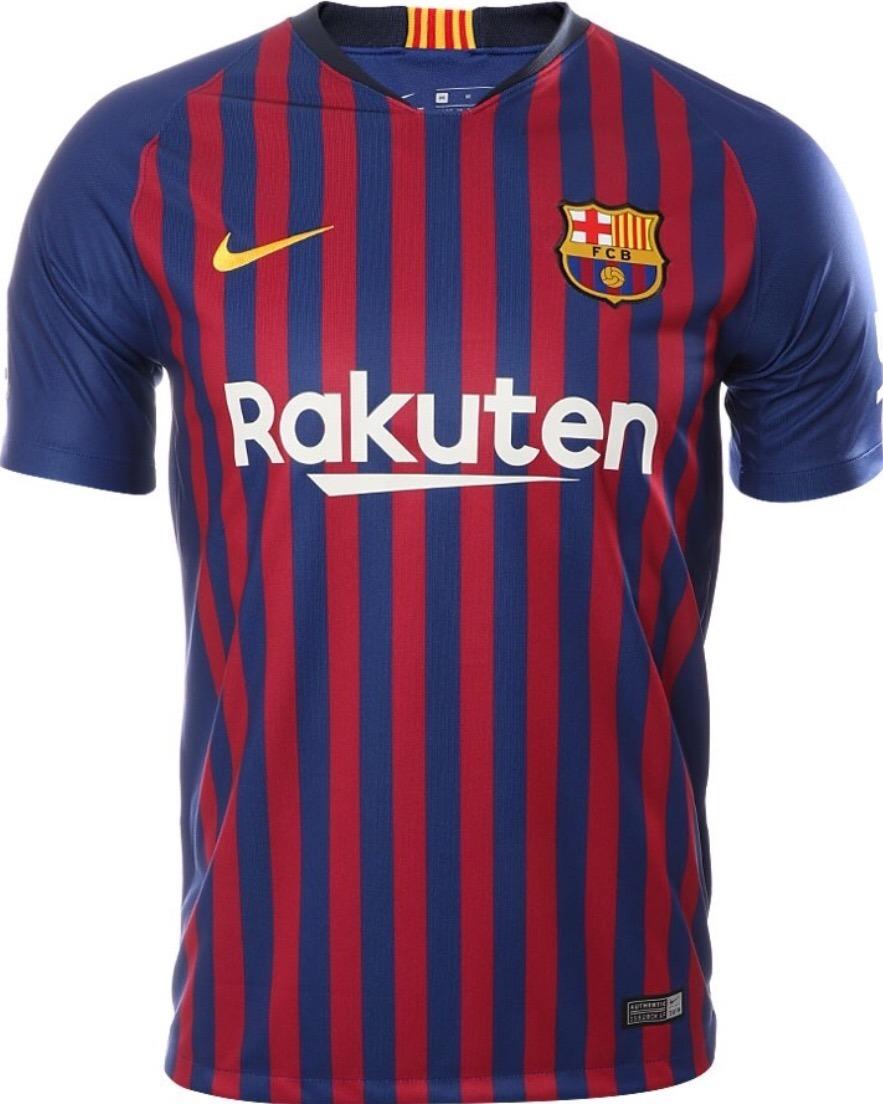 jersey barcelona 2019 local niño lionel messi envío gratis. Cargando zoom. ee4a26bedf6