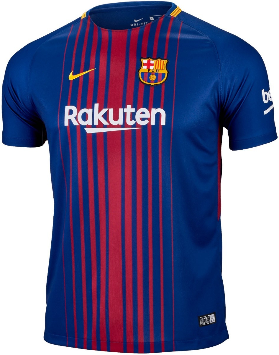 8e494fa350f jersey barcelona fc local original nike 2018 envio gratis. Cargando zoom.
