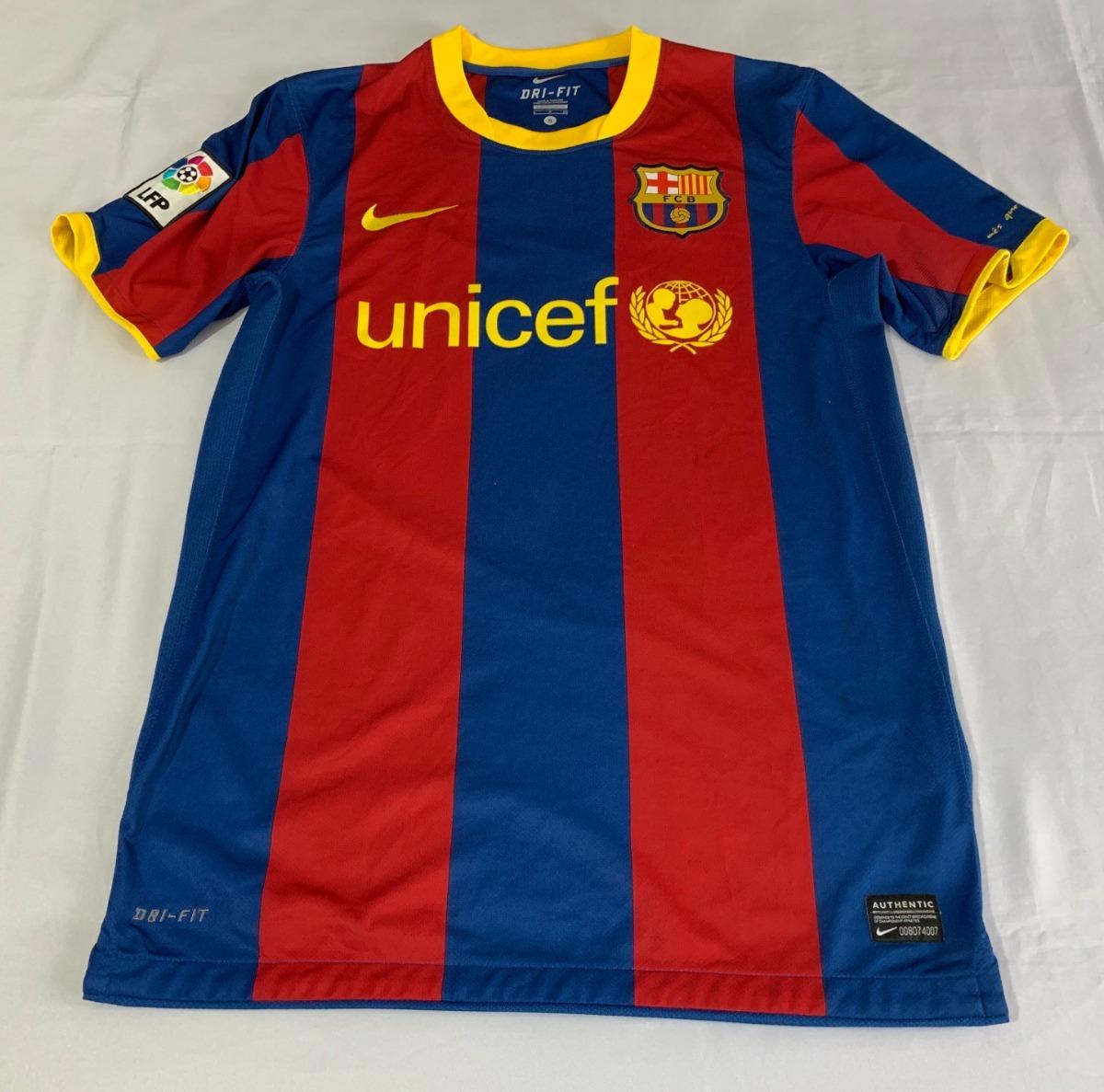 100% authentic 4dba3 0bd22 Jersey Barcelona Nike Original Xavi - $ 899.00