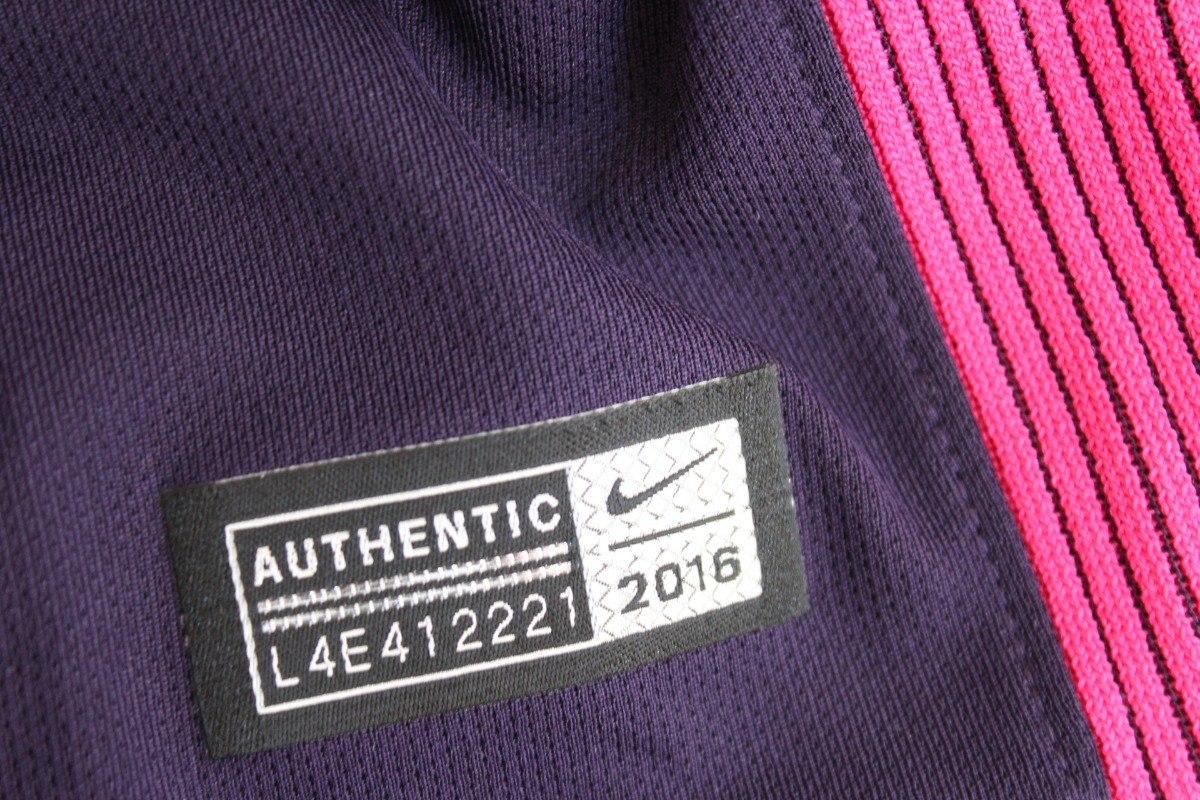 f8013839025cd jersey barcelona para niño 2016 2017 6-7 años 100% original. Cargando zoom.