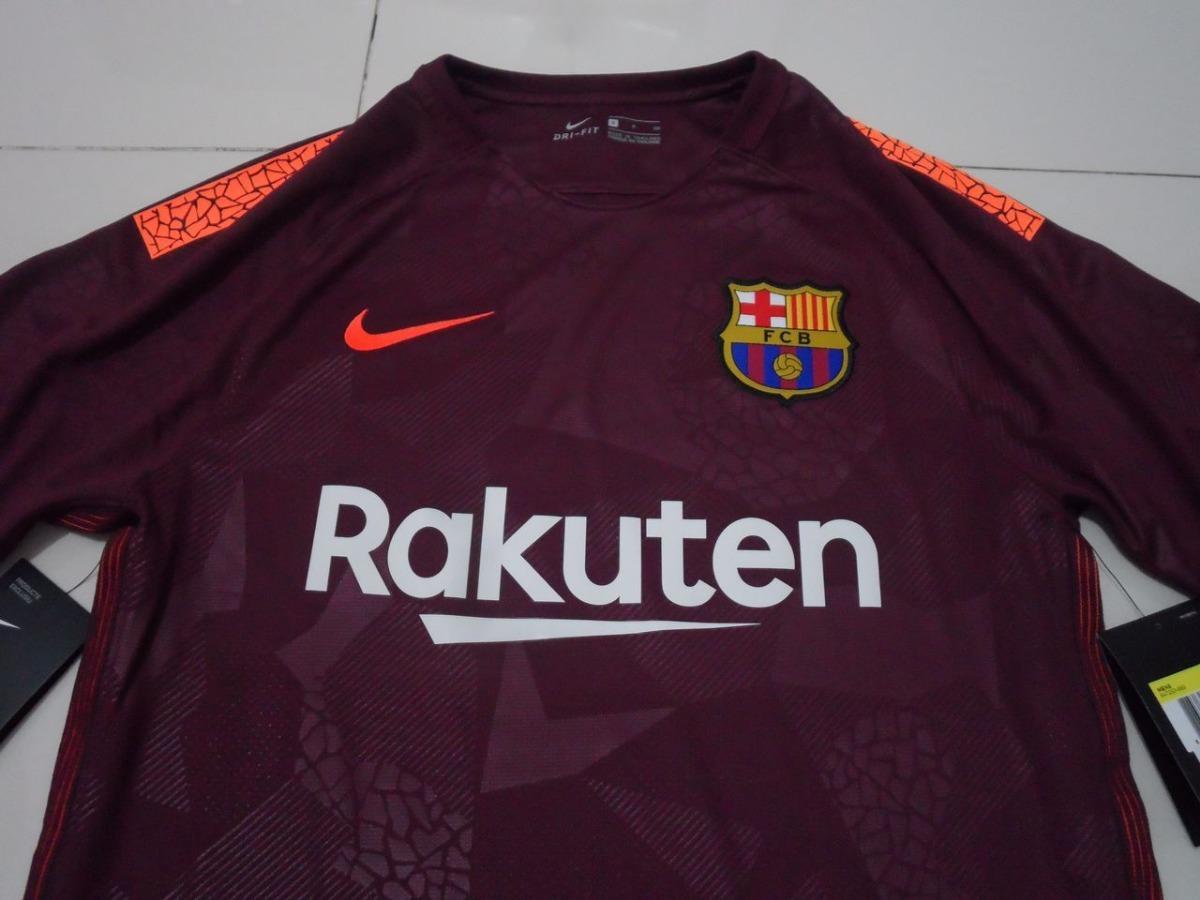 Jersey Nike Del Barcelona Original Tercer Uniforme -   749.00 en ... e1c91c7e95b14