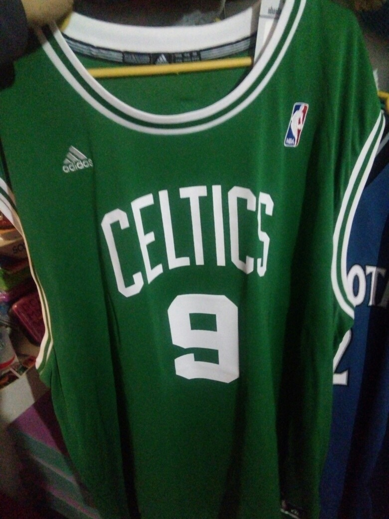 newest 4a9b7 b155f Jersey Basquetbol Rajon Rondo Boston Celtics adidas